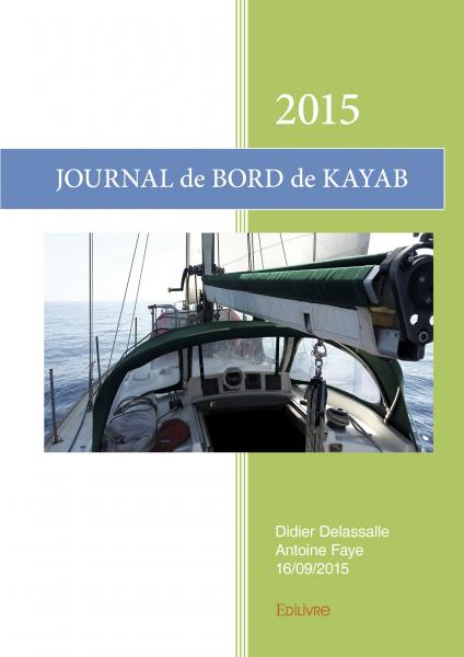 Journal de bord de Kayab